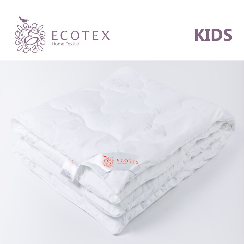 Baby blanket Swan's Down collection Premium. Production company Ecotex(Russia). blanket classic sheep production company ecotex russia