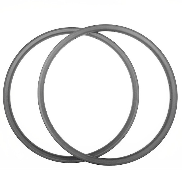 650B carbone vtt disque jantes asymétrie AM 35x25mm tubeless 27.5er VTT vélo pneu VTT roue
