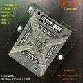 Для MT6735/6737/6753/6752/6732 Процессор Луженая листовая сталь пластины U5 BGA паяльная BGA трафарет магнитное основание Процессор регулируемая пластина ...