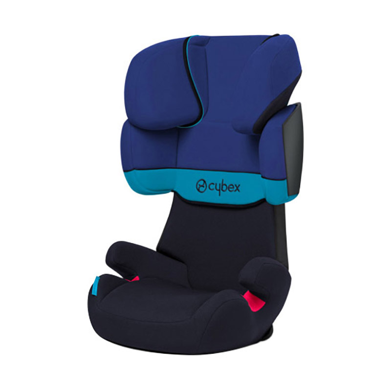 Child Car Safety Seat Cybex Solution X 3-12 years, group 2-3, 15-36 kg kidstravel автокресло cybex solution x цвет серый от 15 до 36 кг