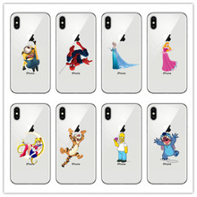 hot deal buy kuliai luxury for iphone 8 plus case the cartoons anime phone case for iphone x 4 4s 5 5s 5c se 6 6s 7 8 plus xs xr xs max