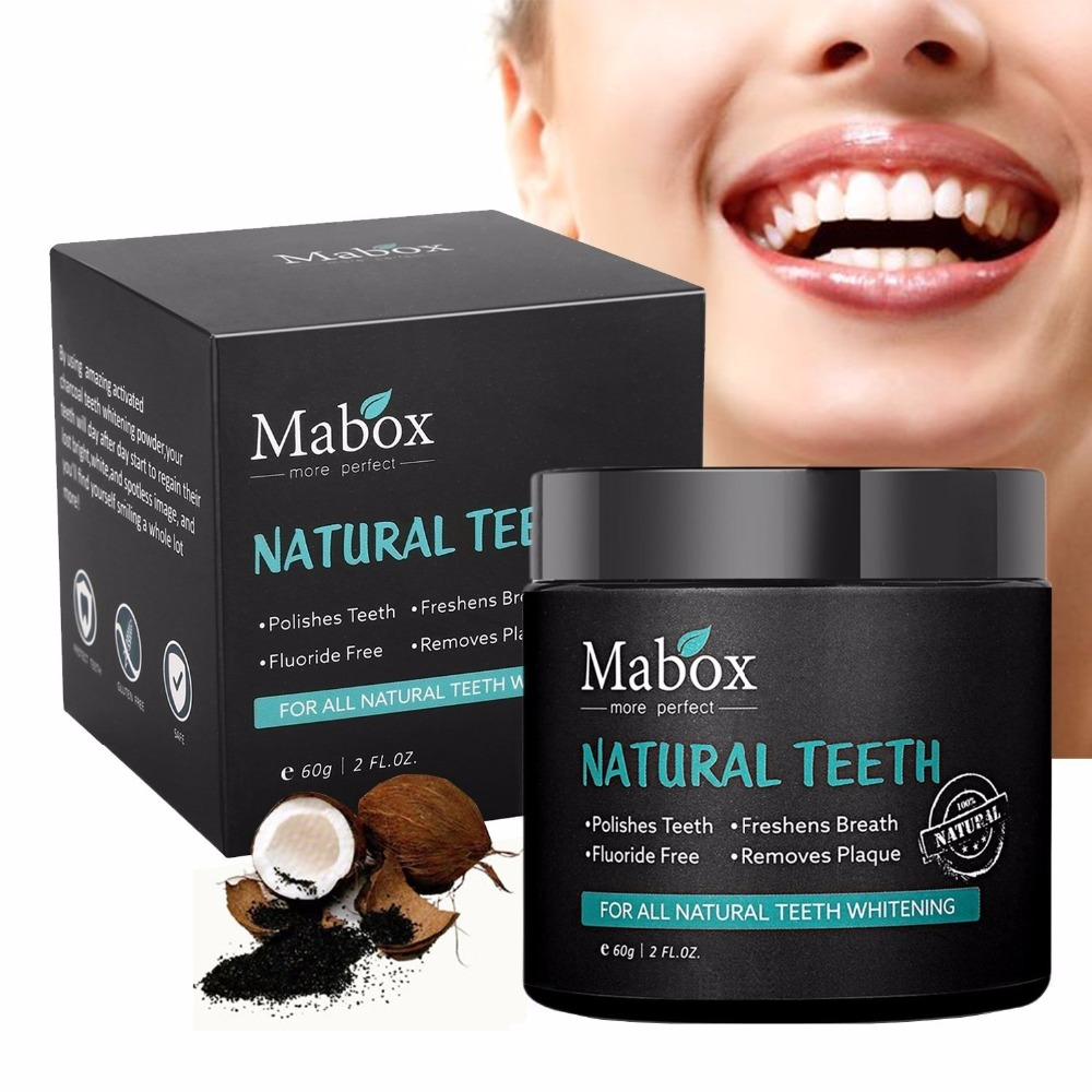 Activated Charcoal Natural Teeth Whitening Powder,Remove coffee stains, Organic Teeth Whitener, Freshens breath