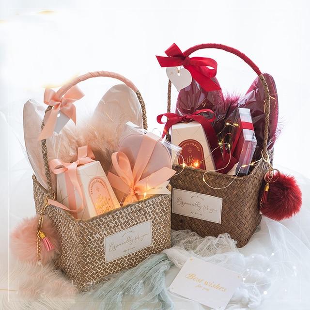 1set Lot Unique Elegant Girlfriend Mom Birthday Bridal Shower Party Bride Gifts Wedding Maid Of Honor