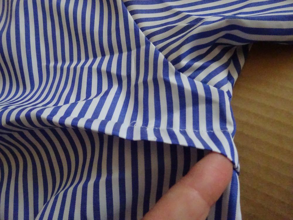 Jocoo Джоли Повседневное полосатый Для женщин блузка Винтаж дизайнерская Вышивка Одежда с длинным рукавом с v-образным вырезом Для женщин рубашки Новинка зимы поступления