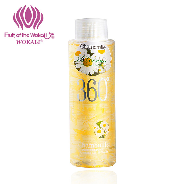 WOKALI Woman Clean and healthy chrysanthemum essence Petal bath water Toner clean Hydration Moisturizing Anti-Aging