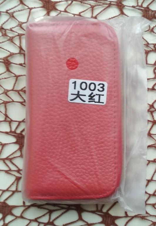 2019 Key Holder Wallet Genuine Leather Unisex Solid 8 Colors Key Wallet Key Organizer Bag Car Housekeeper Wallet Key Holder DC38 photo review