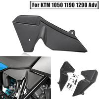 Radiator Guard for KTM 1050 1090 1190 1290 Super Adventure ADV Side Infill Panels Fairing Cover Protector Motorcycle ABS Plastic