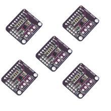 5 adet/grup CJMCU 98306 MAX98306 Sensörü Stereo Sınıf D Amplifikatör kesme panosu AB sınıfı Ses 3.7 W