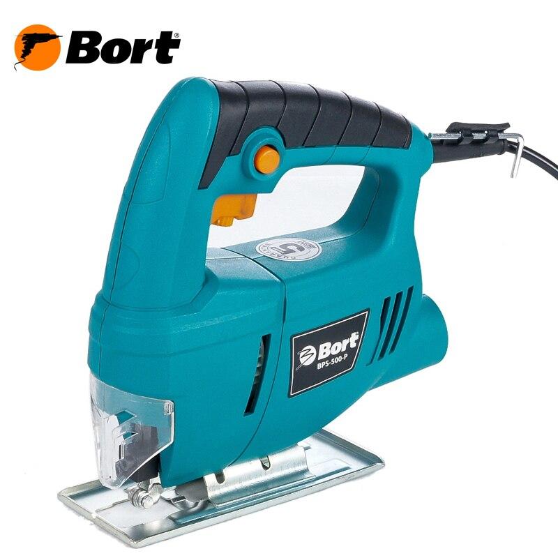 Electric jig saw BORT BPS-500-P jig saw bort bps 900x qlt