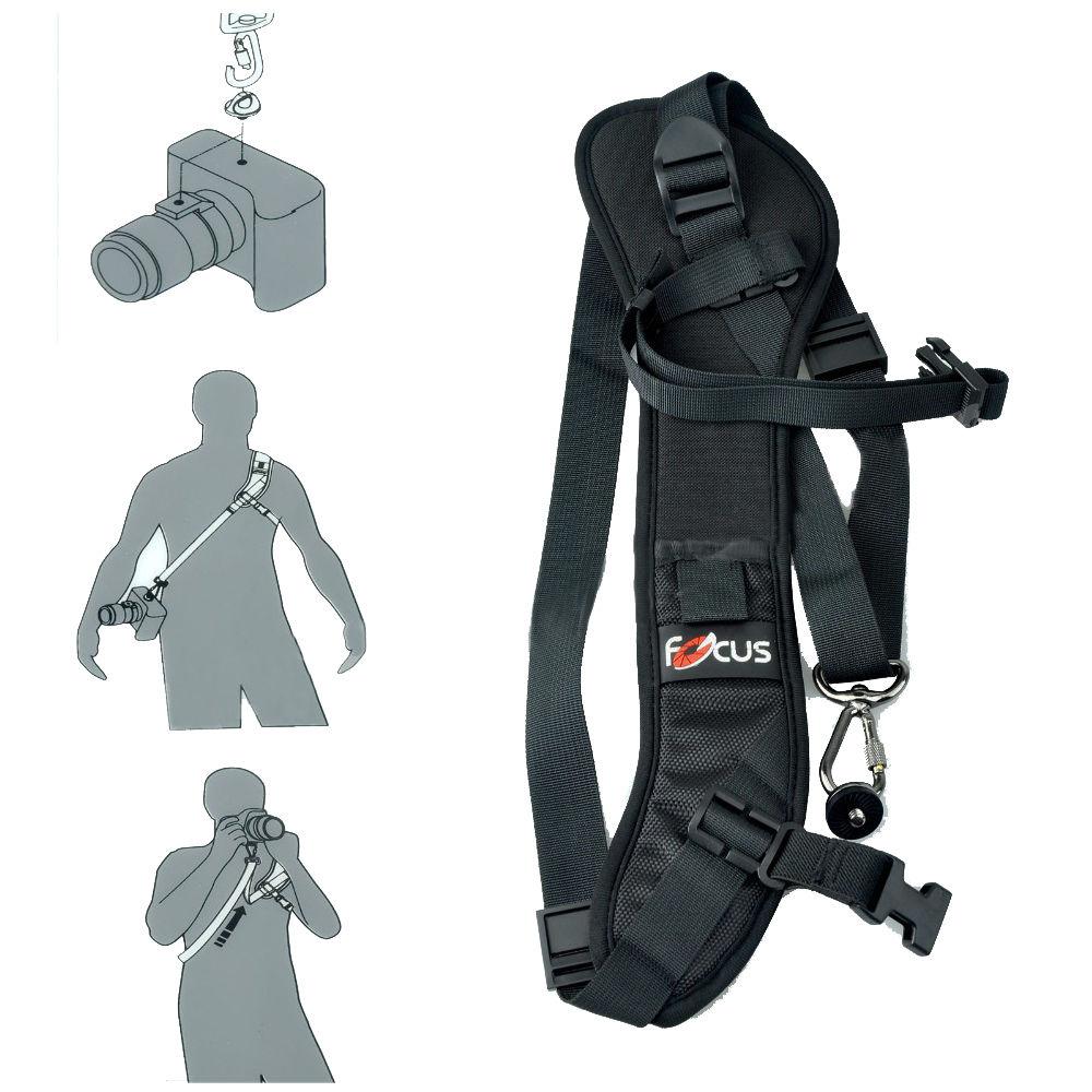 Focus F-1 Anti-Slip Quick Rapid Shoulder Sling Belt Neck Strap for Camera DSLR,Camera Strap