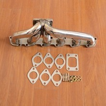 LOW MOUNT TURBO MANIFOLD EXHAUST FOR NISSAN RB30DET HOLDEN VL CALAIS RB30 R31