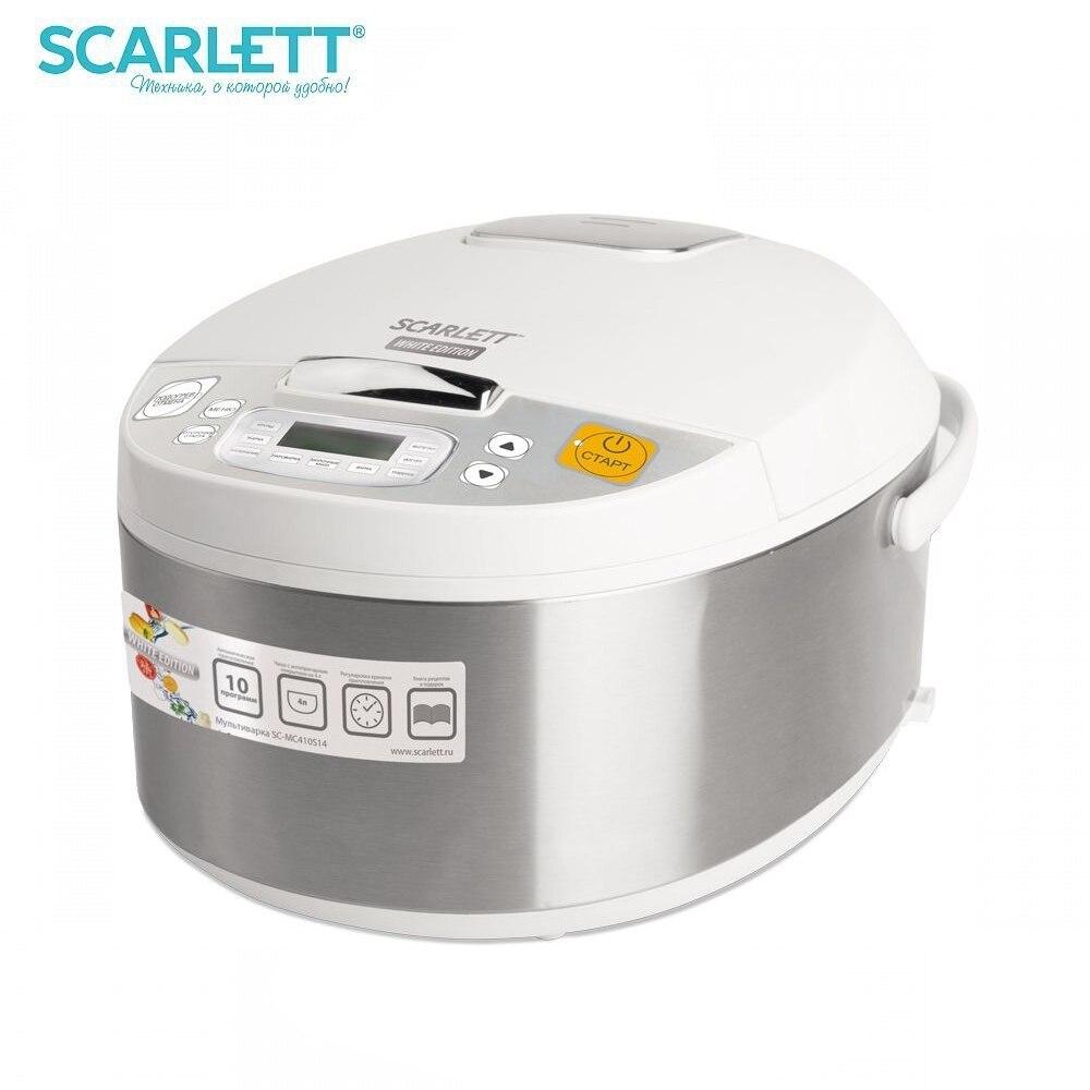 Multivarka Scarlett SC-MC410S14 Multivarka Electric Multivarki Pressure Cooker Electric casserole Household appliances for kitch
