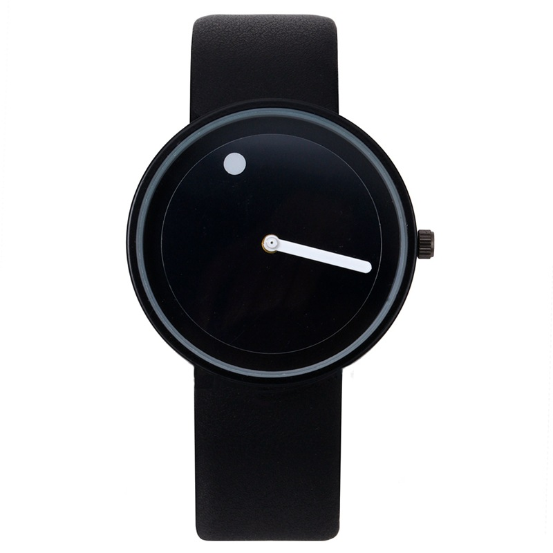 2018 Simple Fashion women watch casual creative quartz women watches leather wristwatches lovers watch clock relogio feminino