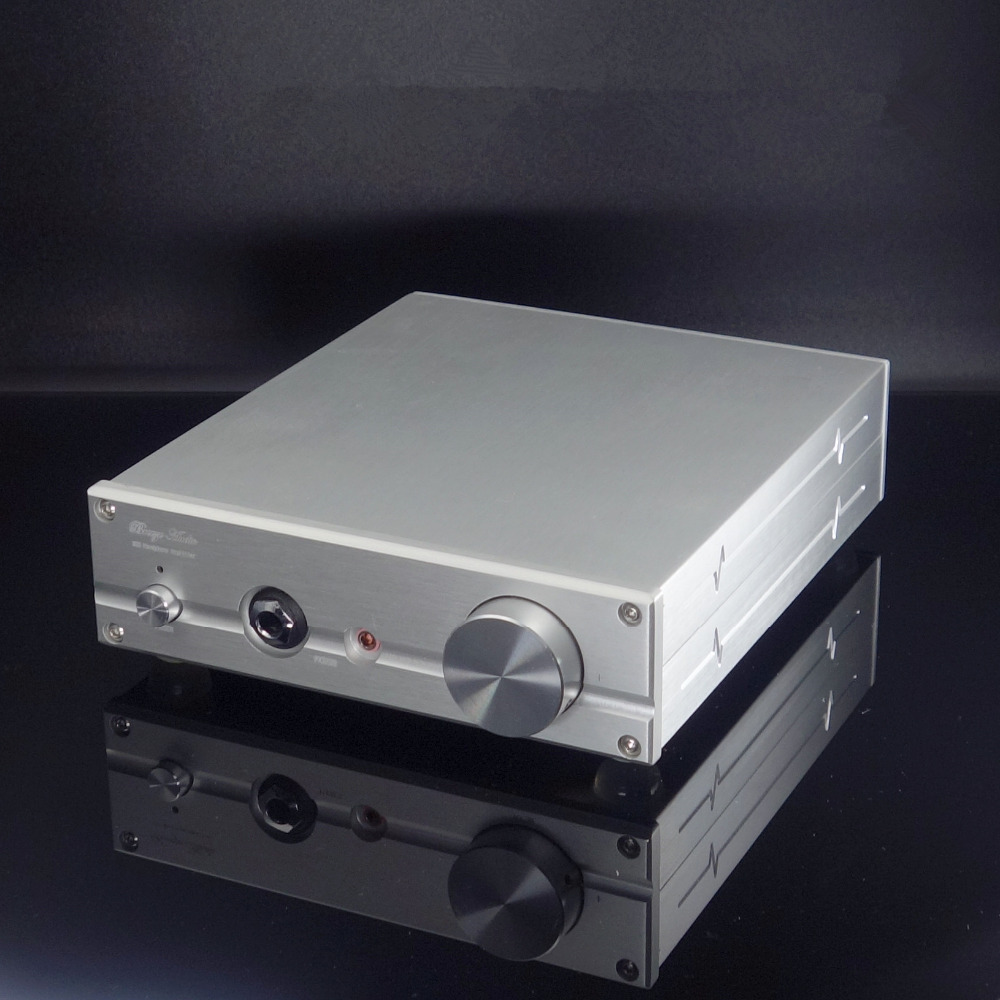 Class A Based Headphone Amplifier