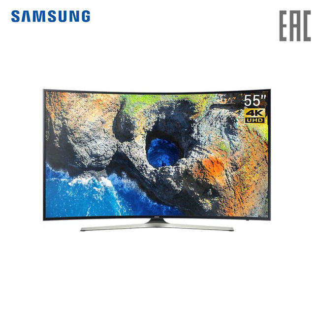 "Телевизор LED 55"" Samsung UE55MU6300UXRU(Russian Federation)"