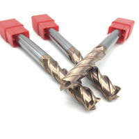 1PC Diameter 20MM HRC60 Solid Carbide Endmills Length 100mm 150mm 4 Flute Flat End Mills Spiral Bits CNC Endmill Router Bits
