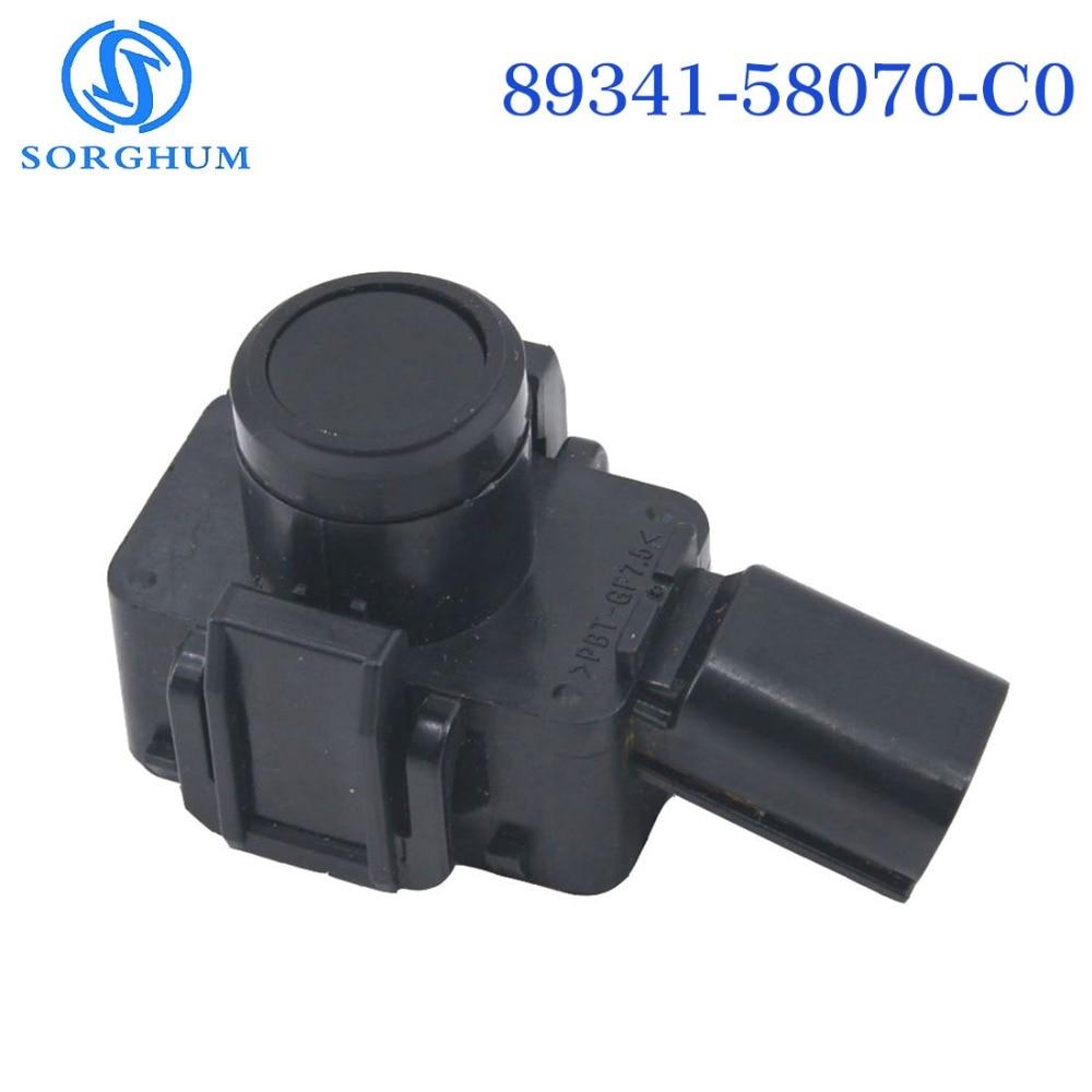 89341-58070-C0 89341-58070 Parking Sensor PDC Distance Control For Toyota