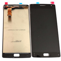 For oneplus 2 lcd display touch glass Digitizer Full Assembly repair parts for oneplus2