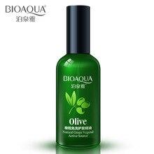 BIOAQUA Pure Olive Argan Oil Hair Essential Oil For Dry Hair Multi-functional Hair Care Types Hair & Scalp Treatment 50ml