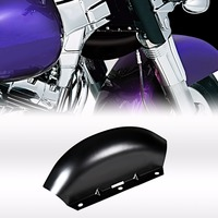 Lower Triple Tree Wind Deflector For Harley Touring Electra Street Glide Road King FLH/T FLHX 1980 2013 Models