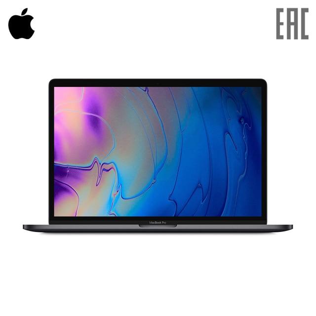 "Ноутбук Apple MacBook Pro 2018 15.4"" 2.2GHZ/16GB/RP555X/256GB-RUS"