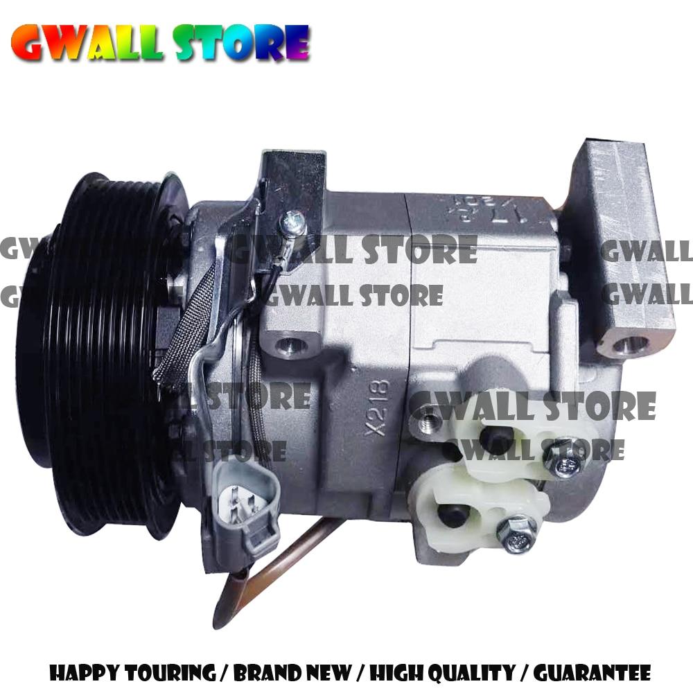 10S17C Auto ac compressor For Toyota Previa 2.0 2.4 2000 2006 Toyota Air AC Compressor 88320 28410 8832028410|auto ac compressor|ac compressor|10s17c ac compressor - title=