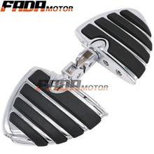 купить Front Foot Pegs Footrest for Suzuki Boulevard M50 Intruder M800 C50 M109R Intruder M1800R VZR1800 M90 Volusia VL800 2001+ (099) по цене 2632.66 рублей
