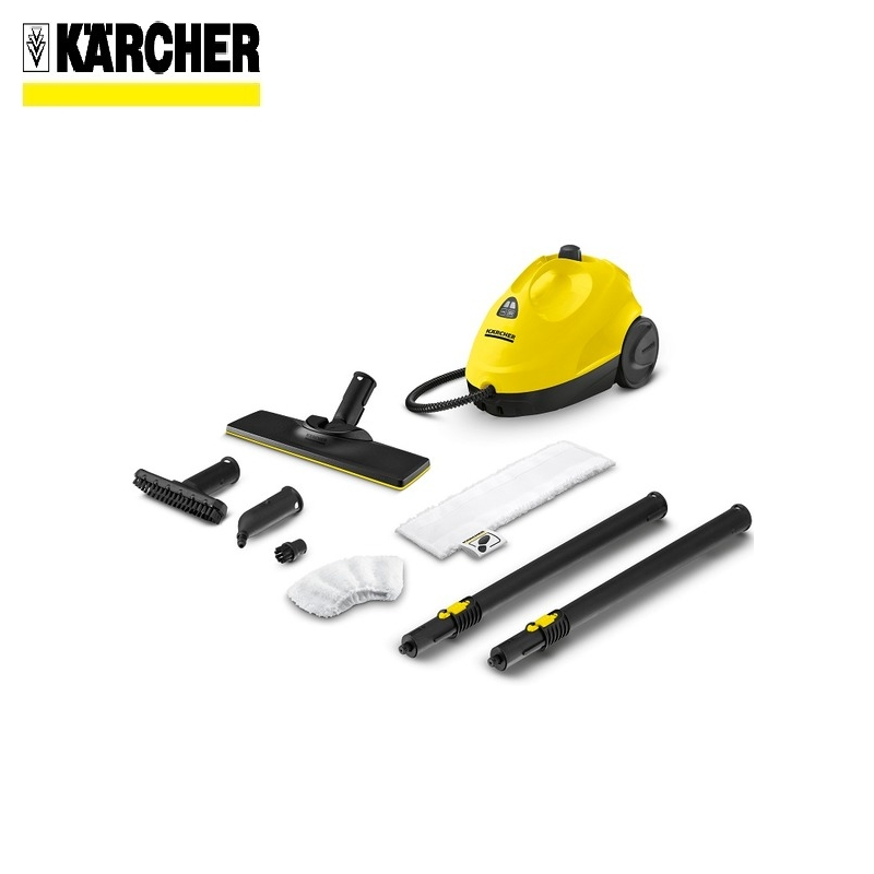 Steam cleaner KARCHER SC 2 EASYFIX Steam generator Surface disinfection Indoor air cleaning Window cleaning handheld steam cleaning machine high temperature kitchen cleaner bathroom sterilization washing machine sc 952
