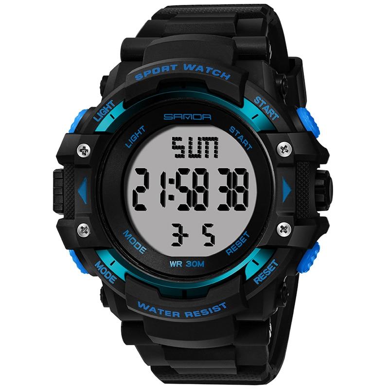 Mens Sports Watches Outdoor Sport Watches for Men Luminous Hands  Men - Men's Watches