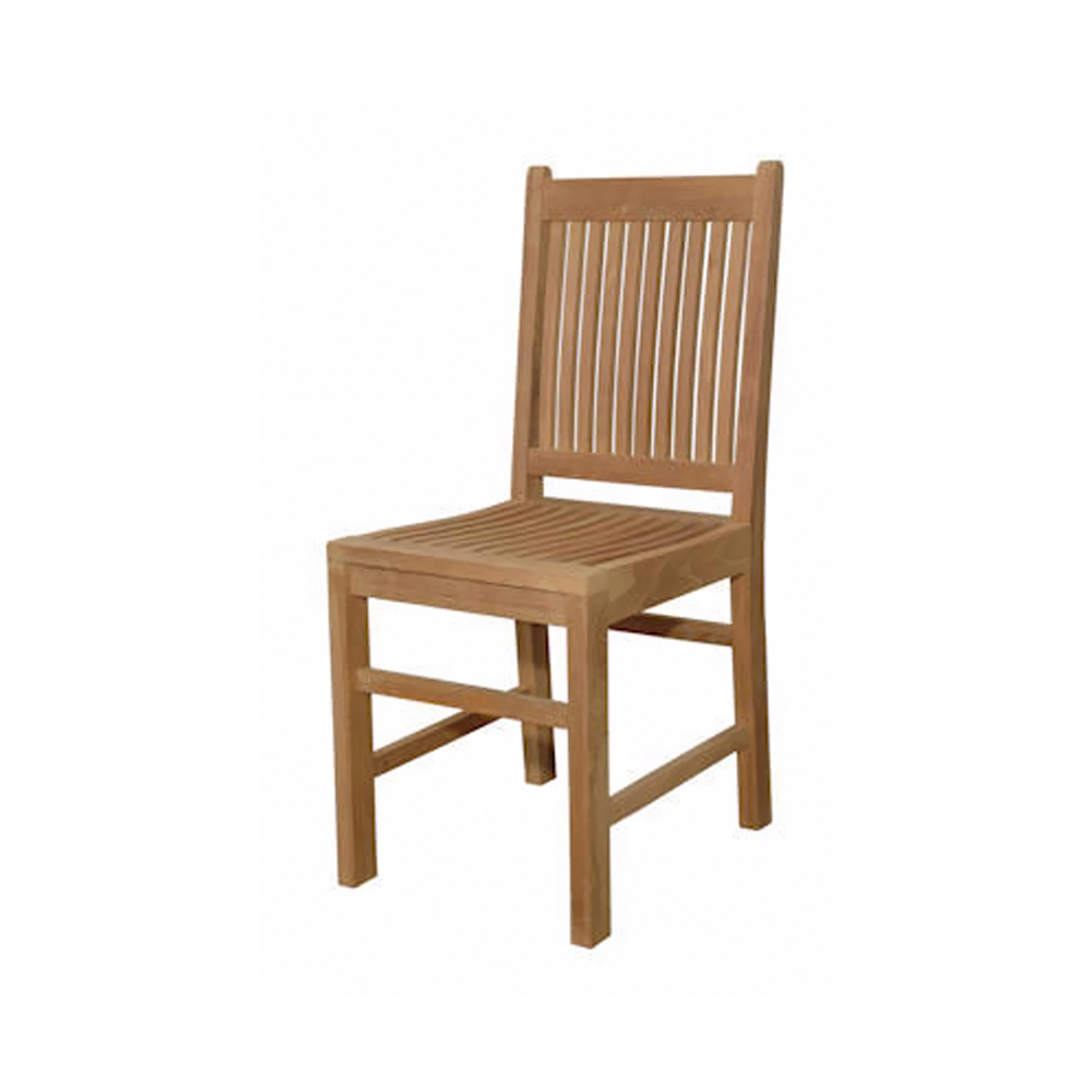 Andersonteak Outdoor Living Furniture Saratoga Dining Chair