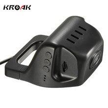 Best price KROAK Wifi Car Registrator Digital Video Recorder Camcorder Dash Camera Full HD 1080P Night Vision