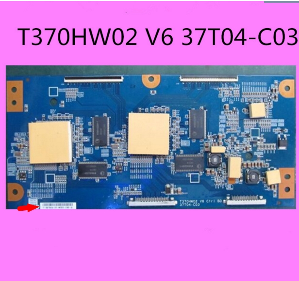 T370HW02 V6 37T04-C03 Logic Board LCD Board For Screen T-CON Connect Board
