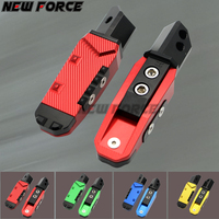 Motorcycle Street Bike Rear Foot Pegs Pedal For HONDA XL CB VT VTR NT CBF CBR NTV 125 250 400 500 600 650 750 800 900 1000
