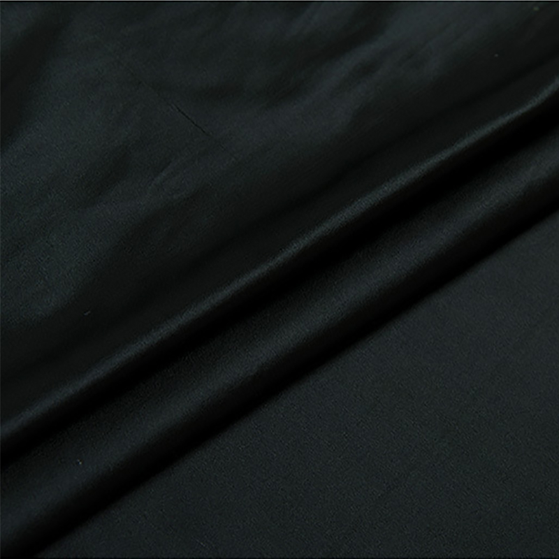 new arrival brocade yarn dyed black color fabric for patchwork felt tissue telas dress bed sheet children cloth coat 100x75cm