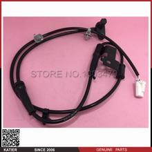 Free Shipping Front Right ABS Wheel Speed Sensor  95670-2B210 956702B210 For Hyundai Santa Fe 2.4L 3.5L 2010-2012