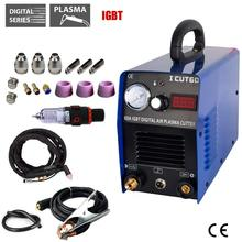 Plasma Cutter 60AMP 110/220V With Torchs and Consumables Plasma cutting Machine