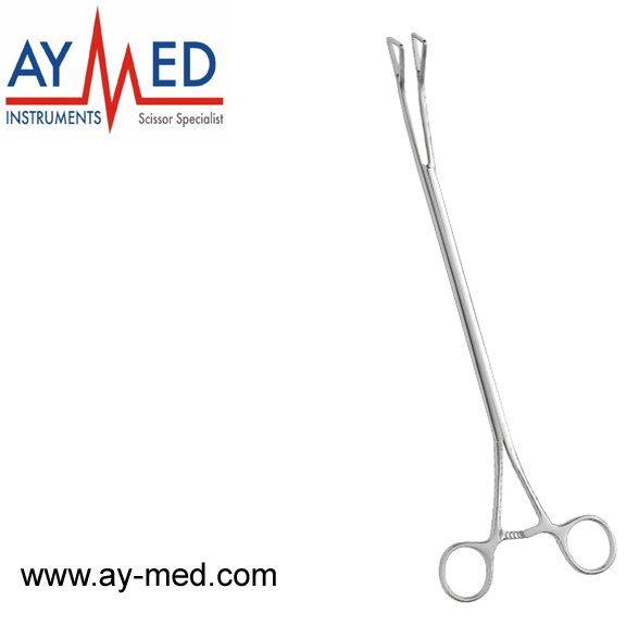 Duval clampsvast/pinces/poumon saisir cuves instruments thoracoscopie minimalement instruments chirurgicaux-ciseaux