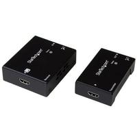 StarTech.com HDMI, Овер CAT5 удлинитель HDBaseT 4 K, статус 0 40 °C, 10 60 °C, 0 80%, 100 240, 12 V