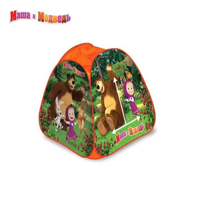 Giocattolo tenda masha e l 39 orso per i bambini tenda for Masha giocattolo