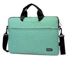 For Laptop bag 15.6 Inch Notebook Big Capacity Handbag Shoulder Sling Bag Briefcase inch