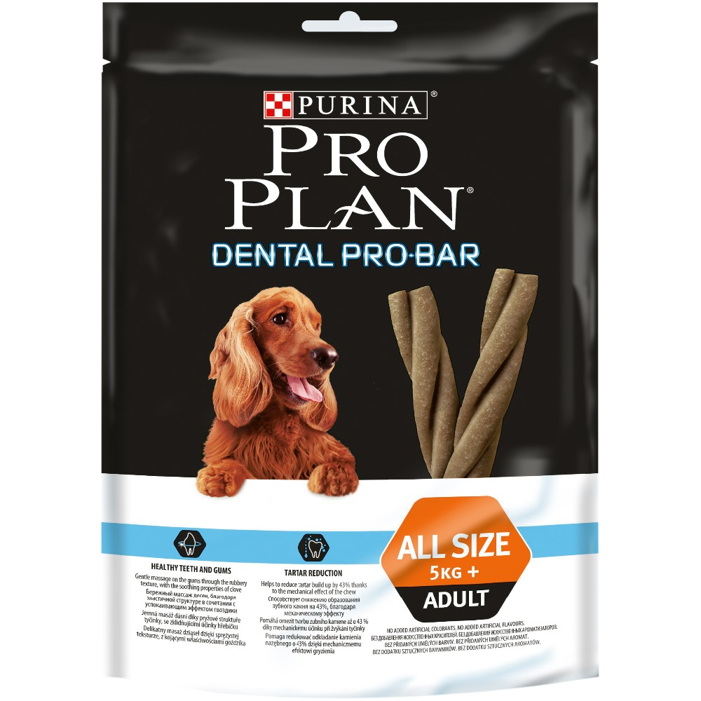 Treats for dogs Purina Pro Plan Dental ProBar to maintain good oral health, 1 kg waterpulse v400 power 240ml dental water flosser irrigator dental oral care teeth cleaner oral irrigator floss water jet for all