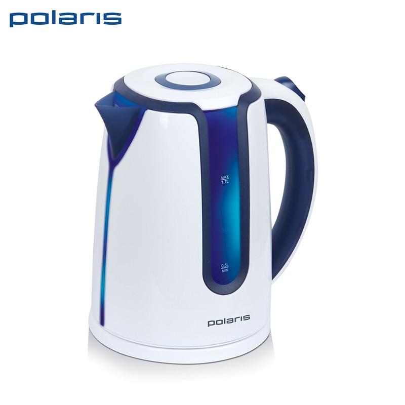 Electric kettle Polaris PWK 1754CLWr electric kettle polaris pwk 1794c golf