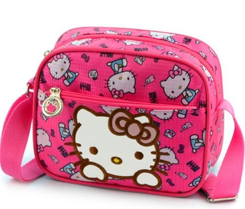 Xingkings New Women Girl Hello kitty Bags Messenger bag  KX-1438