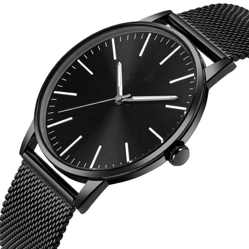 CTPOR Ultra thin Fashion Man Wristwatch Top Brand Luxury Business Watches Waterproof Male Watch Stainless Steel Men Watch Clock все цены
