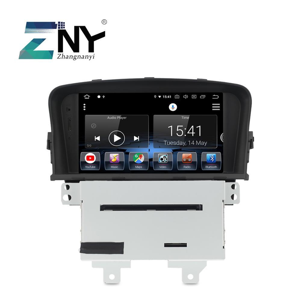 Android 9.0 Car DVD 2 Din Auto Radio For CRUZE 2008-2012 7 IPS Screen Multimedia Audio Video GPS Navigation Stereo Gift CameraAndroid 9.0 Car DVD 2 Din Auto Radio For CRUZE 2008-2012 7 IPS Screen Multimedia Audio Video GPS Navigation Stereo Gift Camera