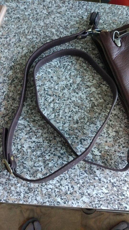 Nieuwe mode dames damesvervanging verstelbare schouderriem handtas riemen gesp photo review