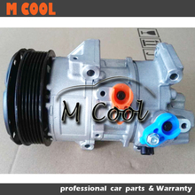 New AC Compressor FOR TOYOTA AVENSIS 1.6 1.8 COROLLA 88310-05100 88310-05101 447190-5450 447220-9750
