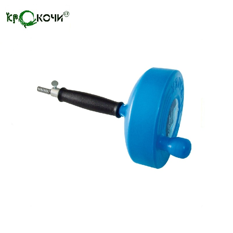 A pinwheel to remove blockages in pipes, to Ø 50 mm × 3 m, nylon drum Cleaning turntable Universal tool for removing blockages module wavesahre qfn16 to dip16 plastronics qfn ic programmer adapter test socket 3 3 mm 0 5 pitch for qfn16 mlf16 mlp16 packa