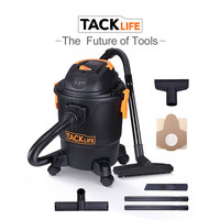 Tacklife Wet Dry Vacuum 4 layer Filtration System Safety Buoy Technology for Dry/Wet/Blowing|Pressure Washers|   -