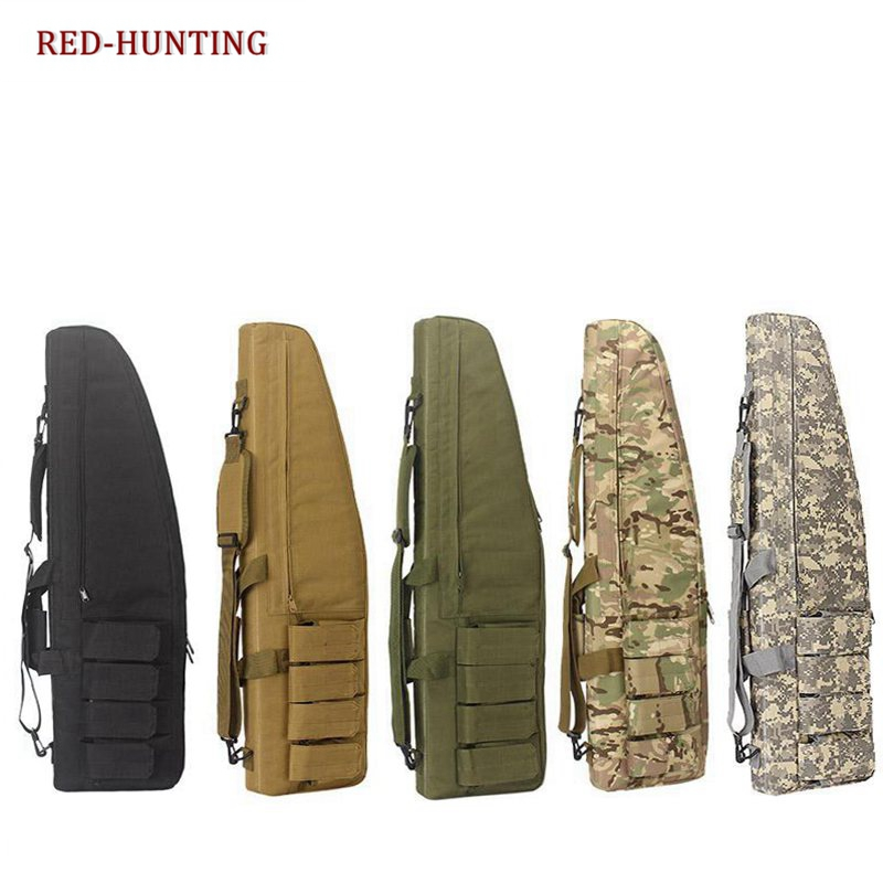 New 70cm 95cm 120cm Carbine gun Bag Tactical Hunting Airsoft Shooting Rifle Bag Case for Paintball